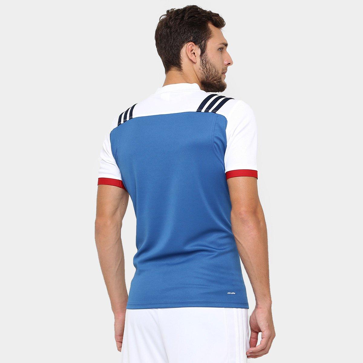 Adidas Rugby Home: Camisa Adidas Rugby Jogo FFR Home 7 - Compre Agora