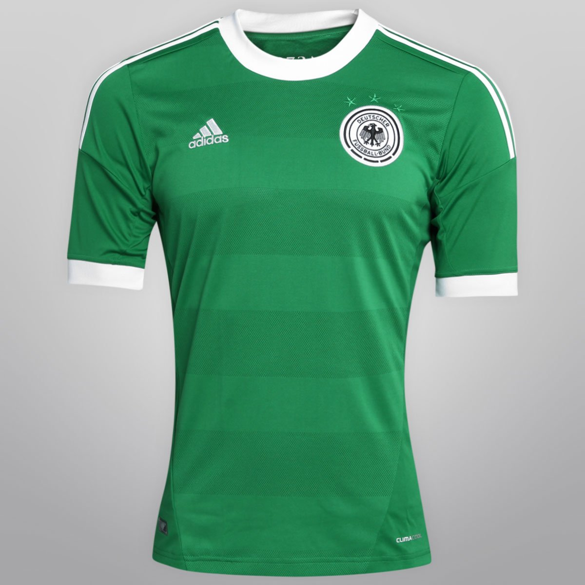 2a034489bd Camisa Adidas Seleção Alemanha Away 12 13 s nº - Compre Agora