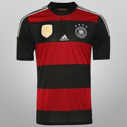 Camisa Adidas Seleção Alemanha Away 14 15 s n° - Tetracampeã Mundial -  Compre Agora  bb4e2a48e09de