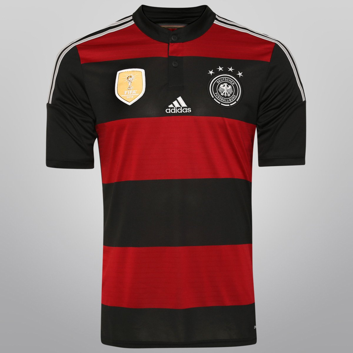 Camisa Adidas Seleção Alemanha Away 14 15 s n° - Tetracampeã Mundial -  Compre Agora  d289b770c4335