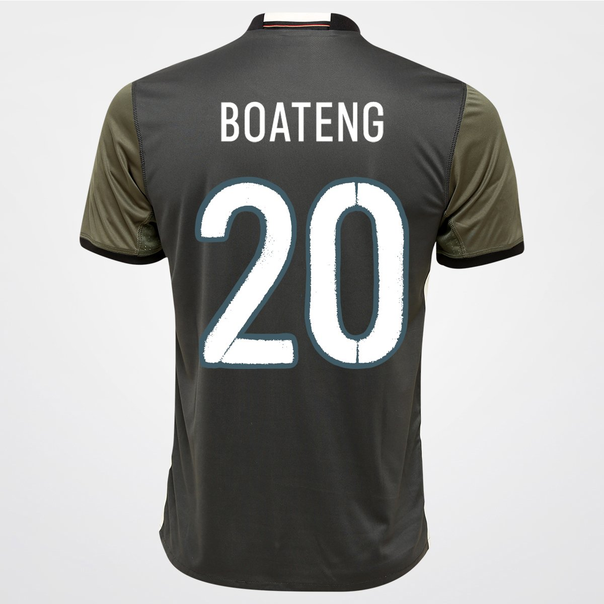 6f487f0e65832 Camisa Adidas Seleção Alemanha Away 2016 nº 20 - Boateng - Compre Agora