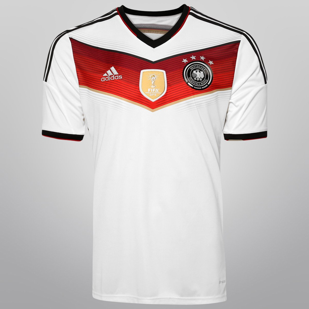 Camisa Adidas Seleção Alemanha Home 14 15 s n° - Tetracampeã Mundial -  Compre Agora  2fa1aff522e0c