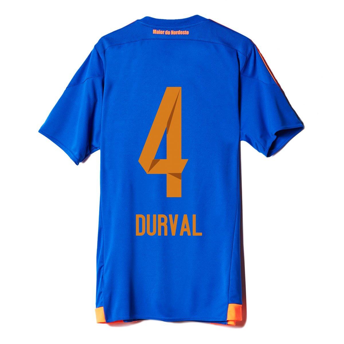 Camisa Adidas Sport Recife III 15 16 nº 4 - Durval - Compre Agora ... 3871e2af6207d