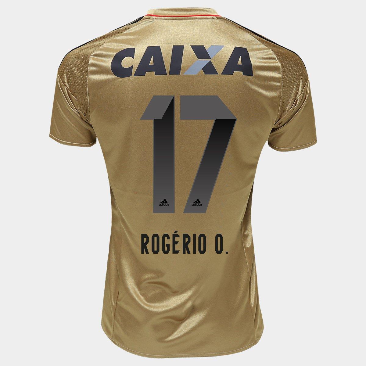Camisa Adidas Sport Recife III 2016 nº 17 - Rogério O. - Compre Agora  5e8379cd8401c