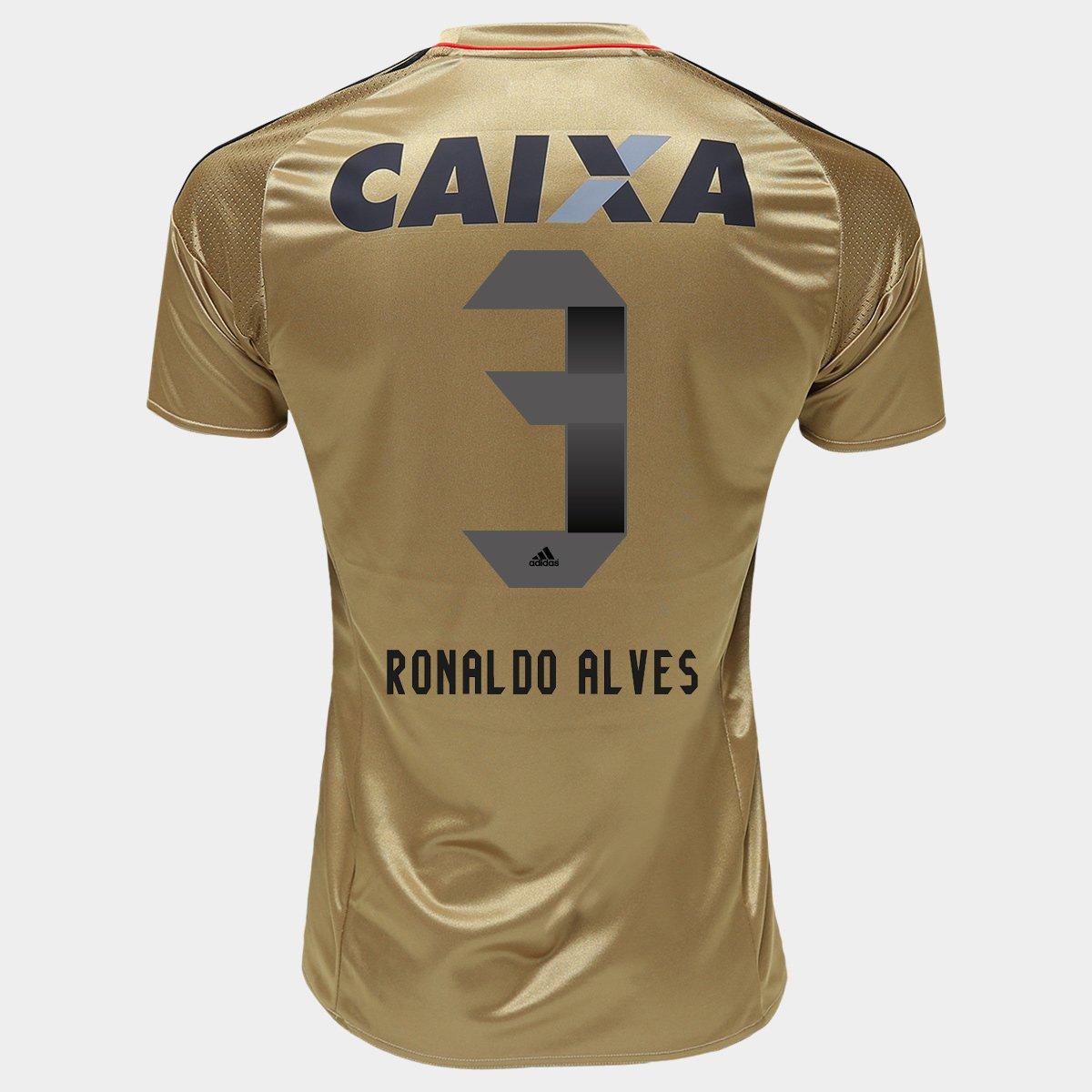 9d0592270 Camisa Adidas Sport Recife III 2016 nº 3 – Ronaldo Alves - Compre Agora