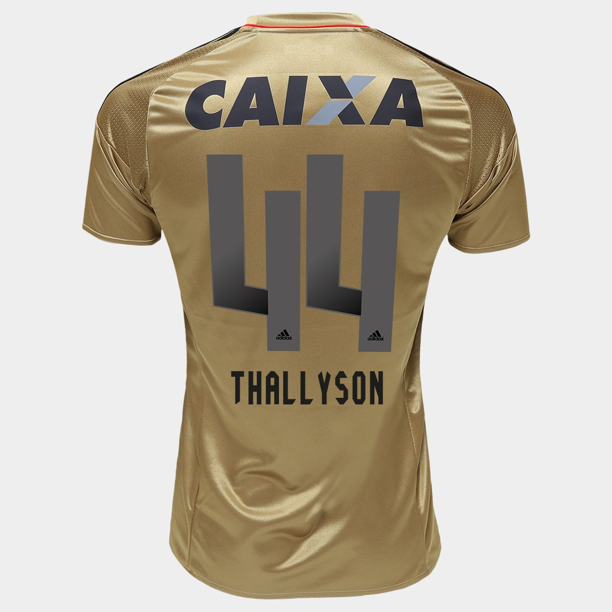 Camisa Adidas Sport Recife III 2016 nº 44 - Thallyson - Compre Agora ... 9beea80b5fc98