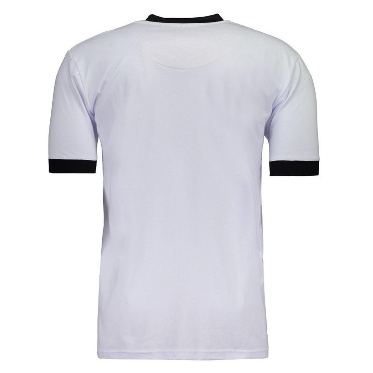 3db8f1a6ba Camisa Alemanha Ocidental Retrô 1954 Masculina - Branco - Compre ...