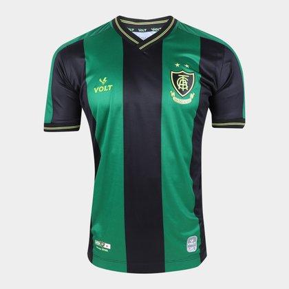 Camisa América Mineiro I 21/22 s/nº Torcedor Volt Masculina