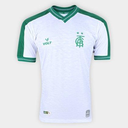 Camisa América Mineiro II 21/22 s/nº Torcedor Volt Masculina