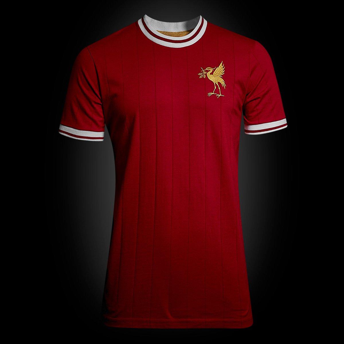 Camisa Anfield - Edição Limitada - Masculina - Vermelho