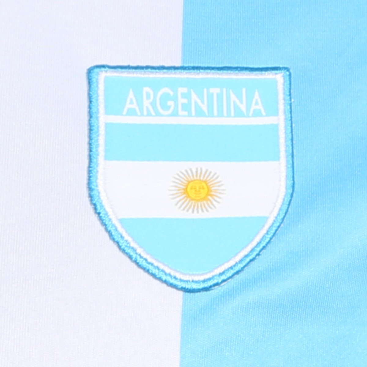 c98d408145 Camisa Argentina 1990 n° 10 Lotto Masculina - Branco e Azul - Compre ...