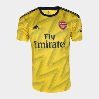 Camisa Arsenal Away 19/20 Torcedor s/nº Adidas Masculina