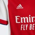 Camisa Arsenal Juvenil Home 21/22 s/n° Torcedor Adidas