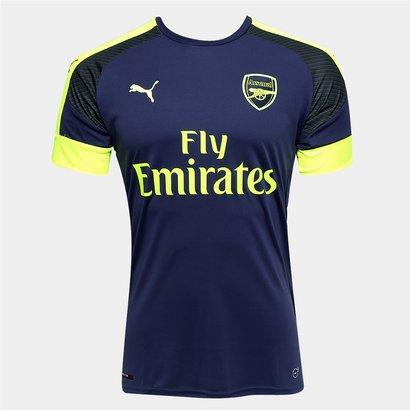 Camisa Arsenal Third 16 17 s nº Torcedor Puma Masculina - Compre Agora  c858b053e4df2