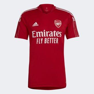 Camisa Arsenal Treino 21/22 Adidas Masculina