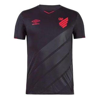 Camisa Athletico Paranaense 2021 Black Edition Oficial  S/N