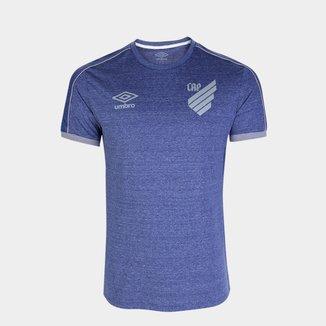 Camisa Athletico Paranaense Concentração 19/20 Umbro Masculina