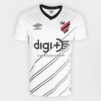 Camisa Athletico Paranaense II 19/20 s/n° Torcedor Umbro Masculina