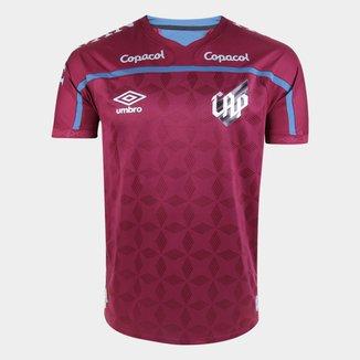 Camisa Athletico Paranaense III 20/21 s/n° Jogador Umbro Masculina