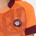 Camisa Athletico-PR II 17/18 nº 10 - Torcedor Umbro Feminina