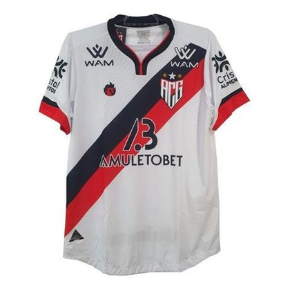 Camisa Atlético Clube Goianiense Ii 2020/21 Dragão Premium