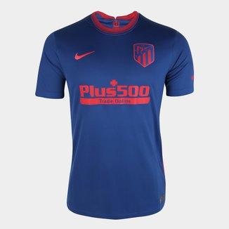 Camisa Atlético de Madrid Away 20/21 s/n° Torcedor Nike Masculina