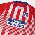 Camisa Atlético de Madrid Home 2018 s/n° - Torcedor Masculina
