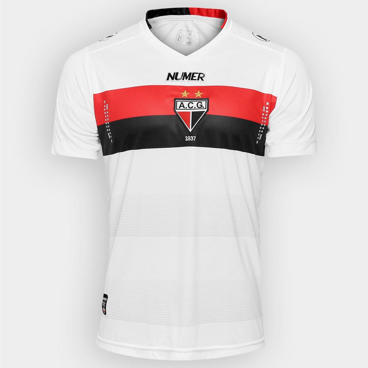 eff37d393f Camisa Atlético-GO II 2016 s nº Torcedor Numer Masculina - Compre Agora