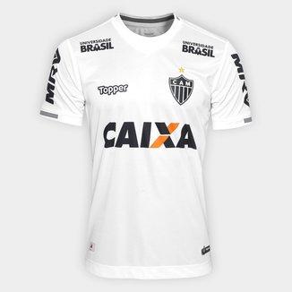 Camisa Atlético-MG II 2018 S/N° Torcedor Topper Masculina