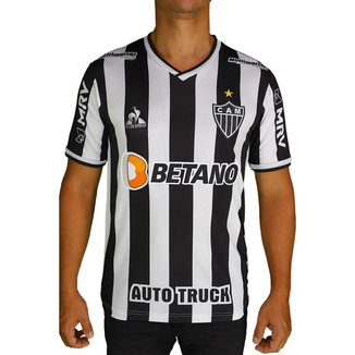 Camisa Atlético-MG Le Coq 2021 Torcedor Masculina CAM0234