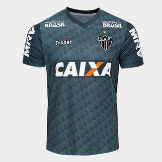 Camisa Atlético-MG Treino 2018 Atleta Topper Masculina