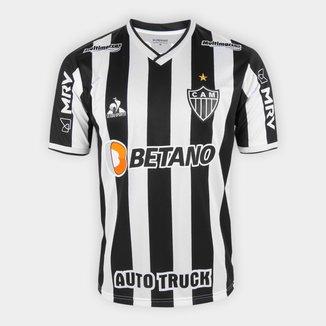 Camisa Atlético Mineiro I 21/22 s/nº Torcedor Le Coq Masculina