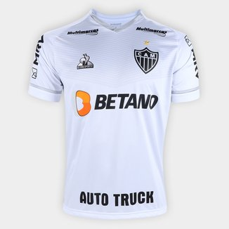 Camisa Atlético Mineiro II 21/22 s/nº Torcedor Le Coq Masculina