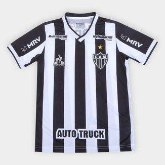 Camisa Atlético Mineiro Juvenil I 21/22 s/n° Torcedor Le Coq