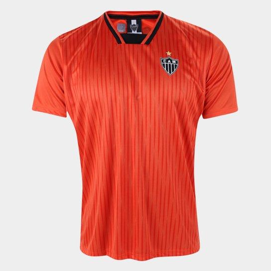 Camisa Atlético Mineiro Kepper Masculina - Laranja