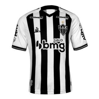 Camisa Atlético Mineiro Le Coq Masculina 20/21 Manto da Massa