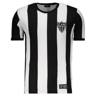 Camisa Atlético Mineiro Retrô 1971 Masculina
