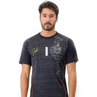 Camisa Atlético Mineiro Victor Libertadores