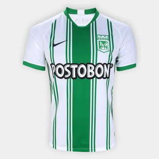 Camisa Atlético Nacional Home 20/21 s/nº Torcedor Nike Masculina