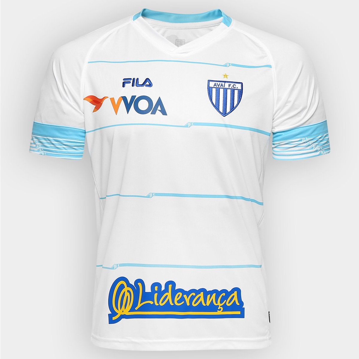 e590800b97 Camisa Avaí II 2016 s nº Torcedor Fila Masculina - Compre Agora ...