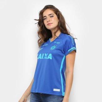 Camisa Avaí III 17/18 s/n° - Torcedor Umbro Feminina