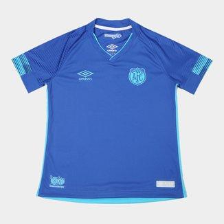 Camisa Avaí Infantil III 17/18 n°10 - Torcedor Umbro