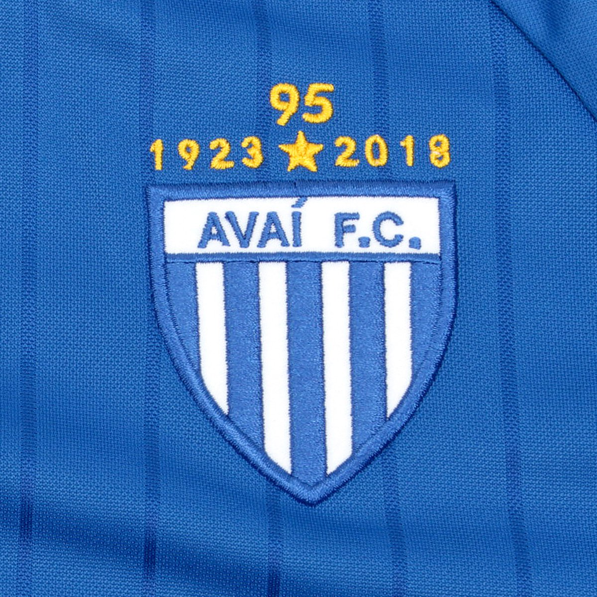 Camisa Avai Infantil III 2018 s n° Torcedor Umbro - Azul e Branco ... 8091ef5720b19