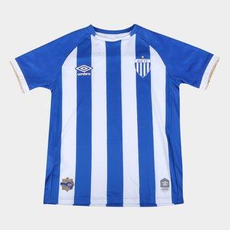 Camisa Avaí Juvenil I 20/21 s/n° Torcedor Umbro