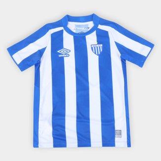Camisa Avaí Juvenil I 21/22 s/n° Torcedor Umbro
