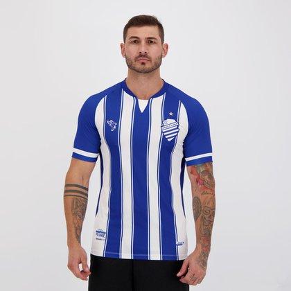 Camisa Azulão CSA I 2020 N° 10
