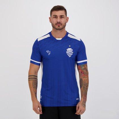 Camisa Azulão CSA II 2020 N° 10