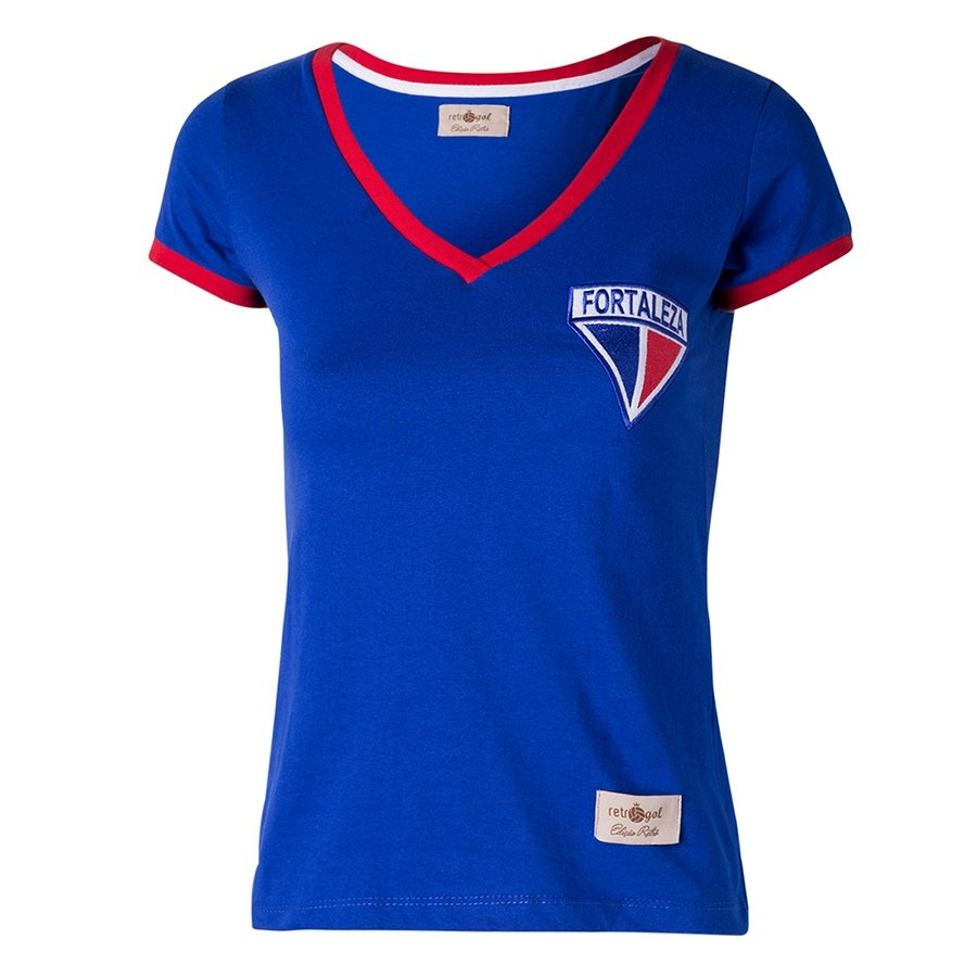 Camisa Torcedor Camisa gol Azul look gol Retrô Fortaleza Camisa Retrô Baby Torcedor Fortaleza Azul Baby Baby look wnfCqwrZ