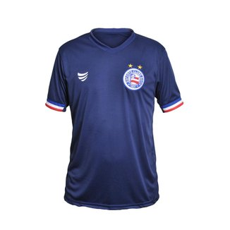 Camisa Bahia 2021 Vintage Azul Oficial