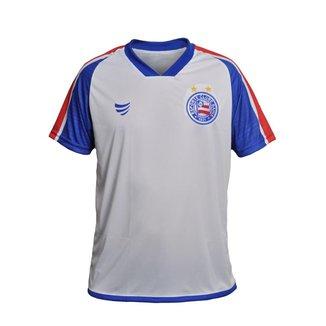 Camisa Bahia 2021 Vintage Branca Oficial